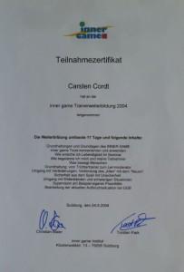 InnerGame-Zertifikat2004